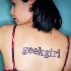 Geek Girl's Avatar