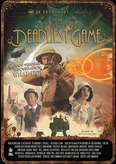 Dr Grordbort: The Deadliest Game