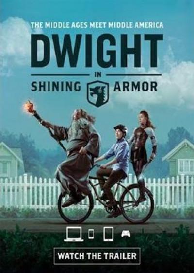 Dwight in Shining Armor