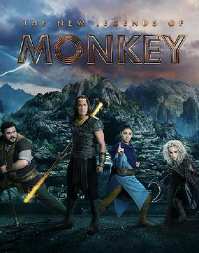 New Legends of Monkey, the