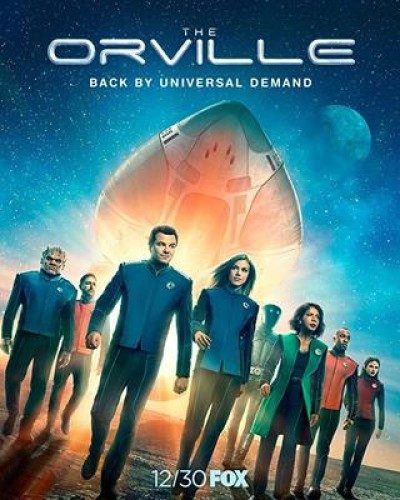 Orville, the